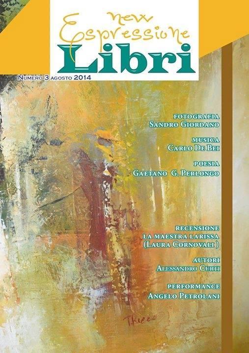 New Espressione Libri – Forma e Segno, Colore e Materia