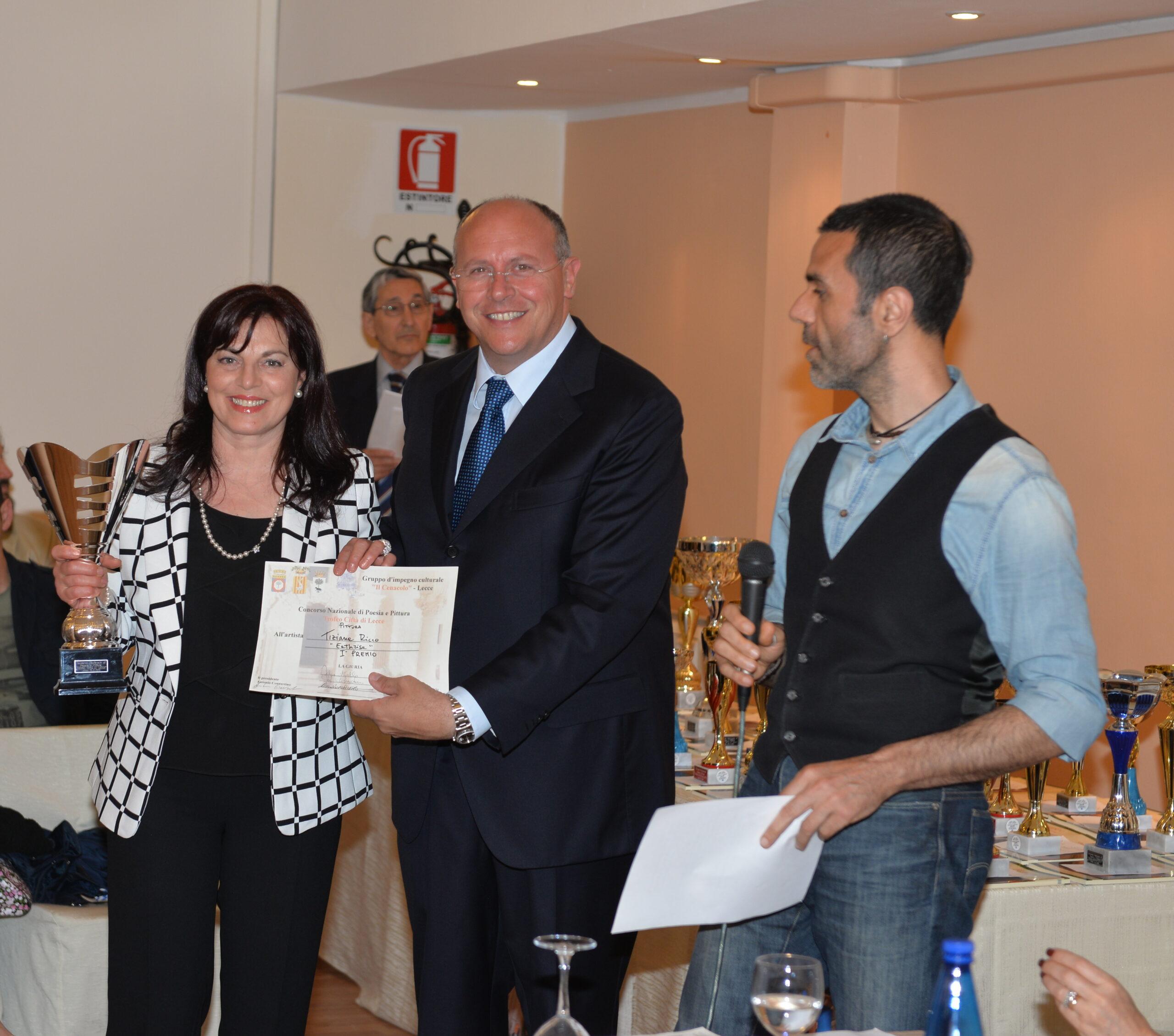 1° Premio Concorso Nazionale Trofeo Città di Lecce (2015)