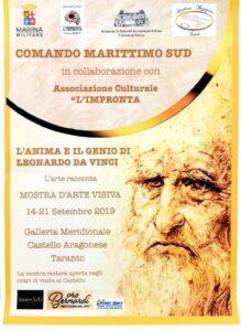 L'anima e il genio di Leonardo da Vinci – L'arte racconta (2019)