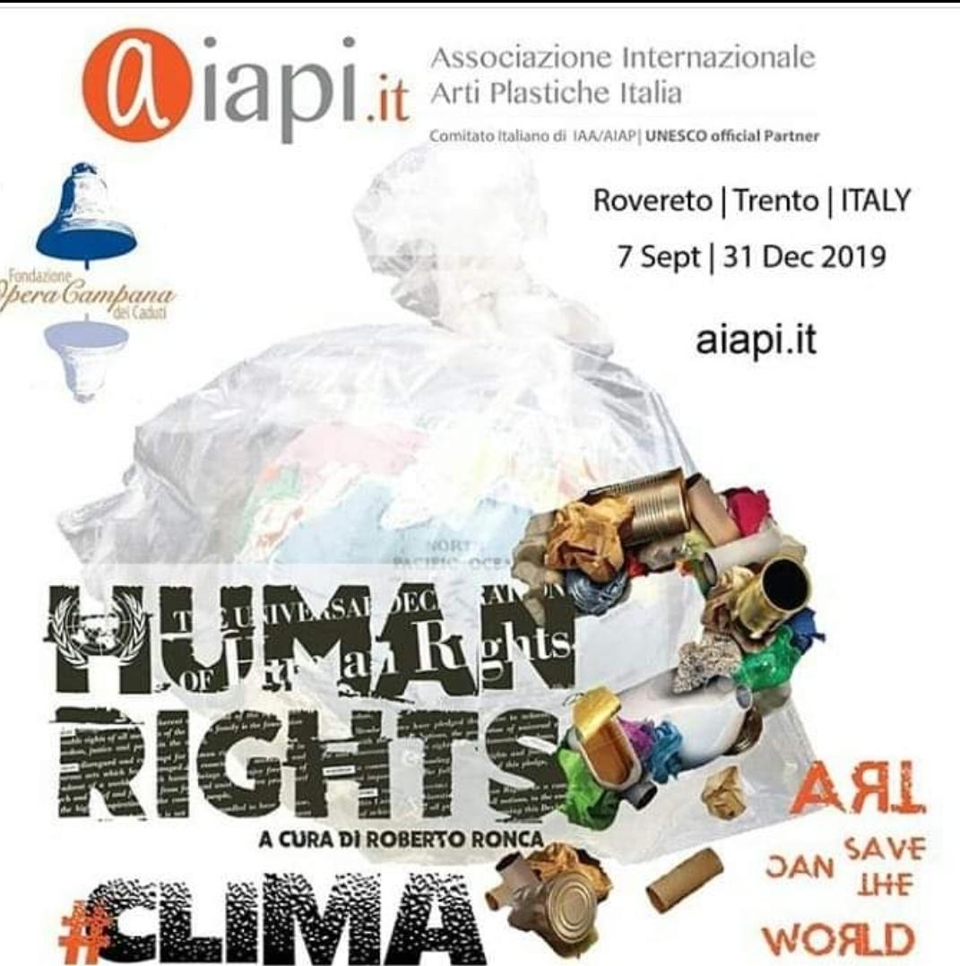Mostra Human rights? Clima (2019)