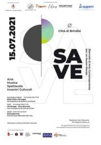 "Biennale Internazionale d'Arte Contemporanea ""Save"""
